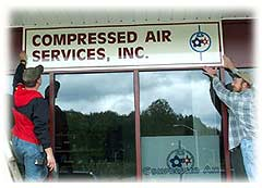 Compressed Air Services, Inc.